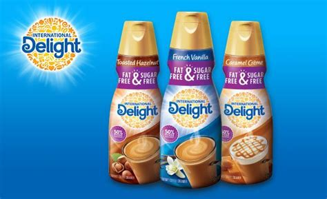 Because the party doesn't end just because sugar cut out early. International Delight(R) Fat-Free & Sugar-Free Coffee Creamers - NOT a contest, but i didn't ...