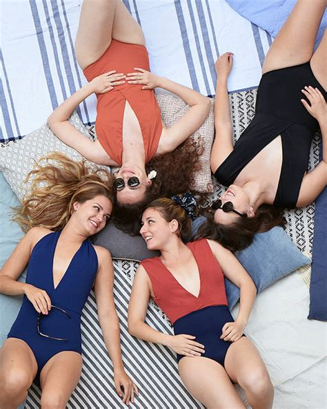 13 patrons pour coudre un maillot de bain - Marie Claire