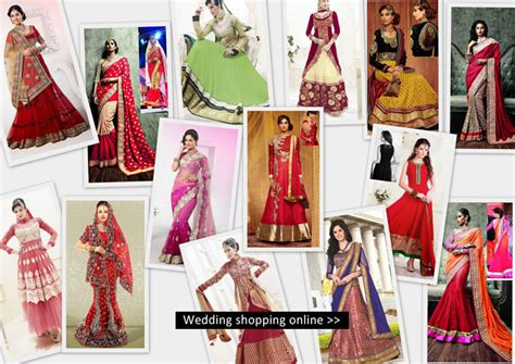 Get Set Ready For Wedding Shopping Online