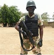 12 30am on jun 30 2015 a nigerian army special forces commando at      Nigerian Army Special Forces