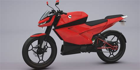 Motoras Electric by Emotion From India Present Surge Electric Motorbike