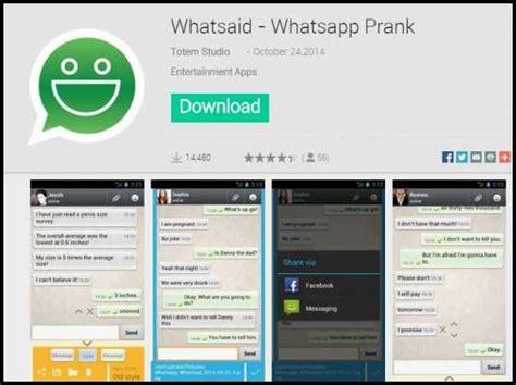 Whatsapp Üzerinden Sahte Sohbet Oluşturma