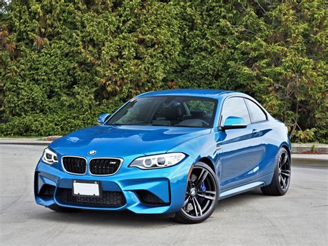 2017 bmw m2 coupe road test carcostcanada