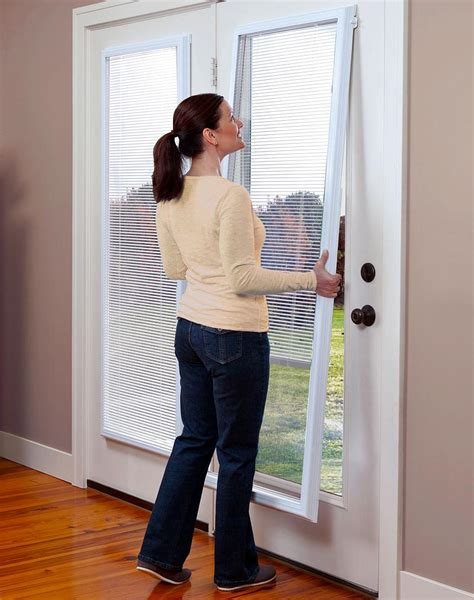Reliabilt Patio Doors With Built In Blinds by Aftermarket Products Ruffell Amp Brown Window Fashions