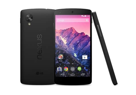 lg mobile android lg nexus 5 4g lte 16gb 8mp android phone black