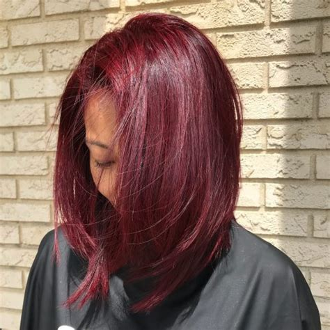 17 Greatest Red Violet Hair Color Ideas Trending In 2020