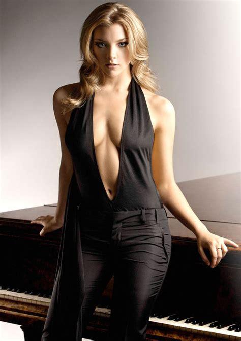 Natalie Dormer Photoshoot by Of Thrones Natalie Dormer Flashes Plenty Of Cleavage