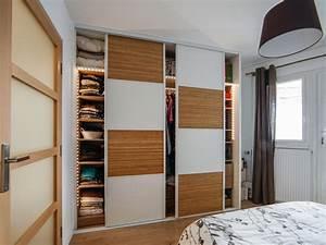 Chambre Dressing : un dressing pour votre garde robe leroy merlin ~ Voncanada.com Idées de Décoration