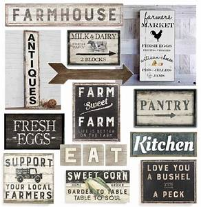 25 best ideas about vintage wood signs on pinterest With kitchen cabinets lowes with bushel and a peck wall art