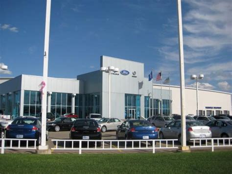 Car Dealerships   Mills Ford Lincoln in Baxter, MN 56425