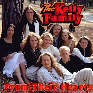 Weihnachtslieder Kelly Family : car tula frontal de the kelly family from their hearts ~ Haus.voiturepedia.club Haus und Dekorationen