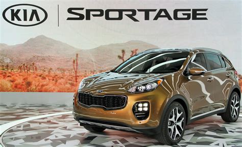 kia sportage  finishing  means
