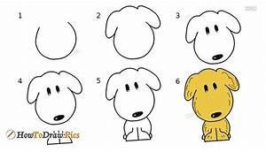How To Draw Domestic Animals Step By Step Pictures