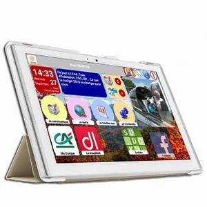Tablette Senior Fnac : tablette senior ordimemo simplicitab 2 32 go 10 1 d limit e 10 me anniversaire ~ Melissatoandfro.com Idées de Décoration