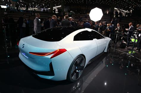 Bmw Vision by Bmw I Vision Dynamics Concept Is This The New Bmw I5