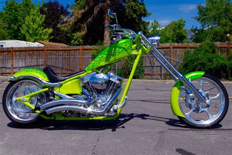 For Sale 2007 Big Dog K9 K-9 Softail Custom Chopper