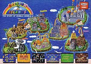 Rainbow Islands The Story Of Bubble Bobble 2 Wikipedia
