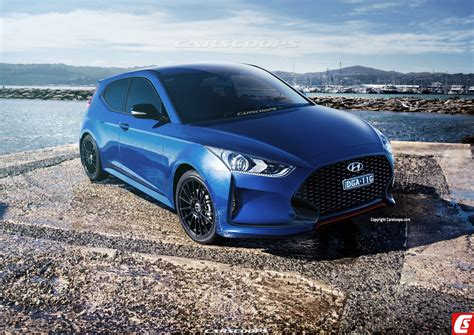 Future Cars 2018 by Future Cars 2018 Hyundai Veloster Keeping It Asymmetrical