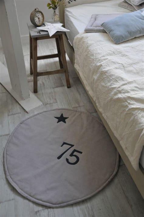 le petit tapis rond belle solution pour les petits