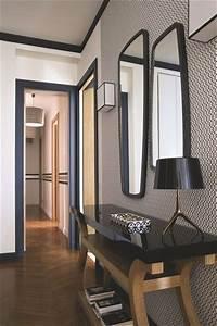 Papier Peint Pour Couloir : tendance le papier peint reprend de l 39 avance d coration ~ Melissatoandfro.com Idées de Décoration