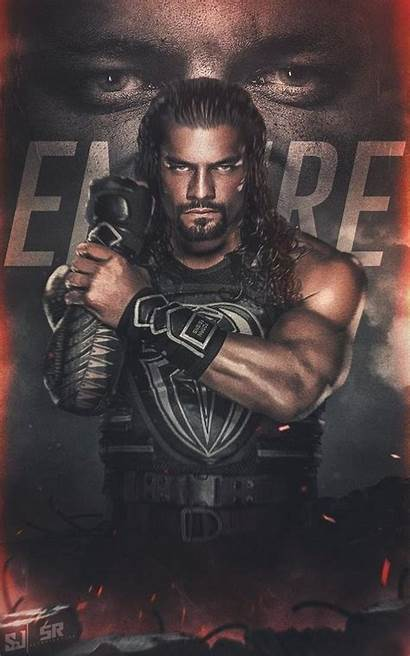 Reigns Roman Wallpapers Wwe Iphone Mobile Shield