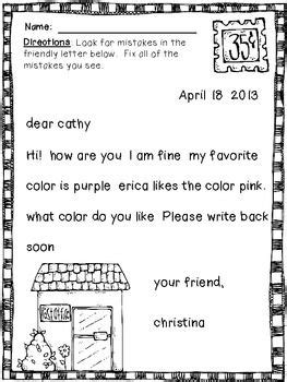 friendly letter writing    pinterest