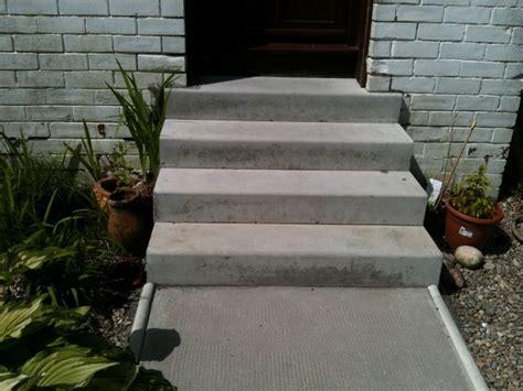 precast cement steps build concrete steps step by step guide 1624