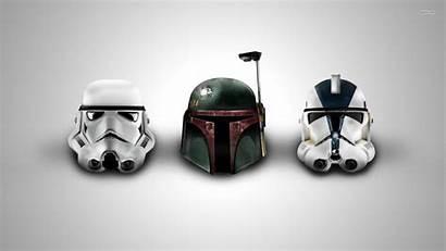 Wars Star Clone Wallpapers Trooper Iphone Helmets