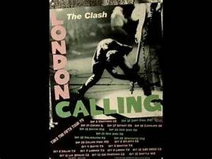 London Calling -- The Clash (Chipmunk Version) - YouTube