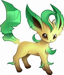 Leafeon Pokédex: stats, moves, evolution, locations ...