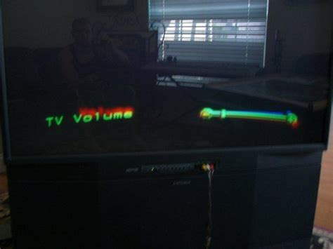 Mitsubishi Ws 55809 by Ws 55809 Problem W Pictures Attached Home Theater Forum