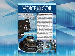 Welcome to Another Year of Voice Coil! Download the ...