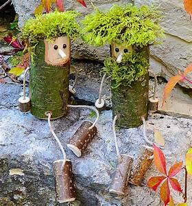 Basteln Mit ästen Aus Dem Wald : bunte bastelideen im herbst herbst bastelideen basteln und bastelarbeiten ~ Buech-reservation.com Haus und Dekorationen