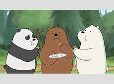 Meet The We Bare Bears Crew