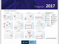 Calendario de Actividades Benemérita Universidad