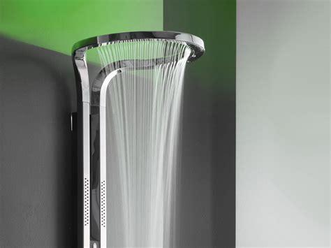 colonna doccia cromoterapia colonna doccia con cromoterapia con led ametis colonna