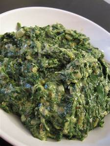 The Best Saag / Palak Recipe (Indian Creamy Spinach Side