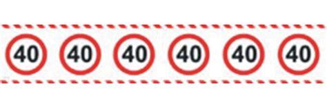 40 jahre geburtstag absperrband geburtstag 40 jahre 40 geburtstag