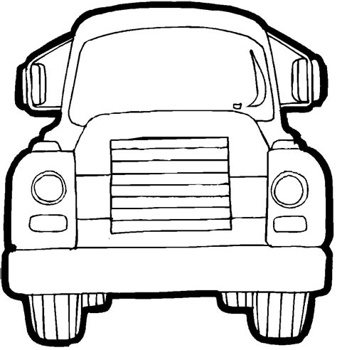 truck coloring pages truck coloring pages coloring pages to print