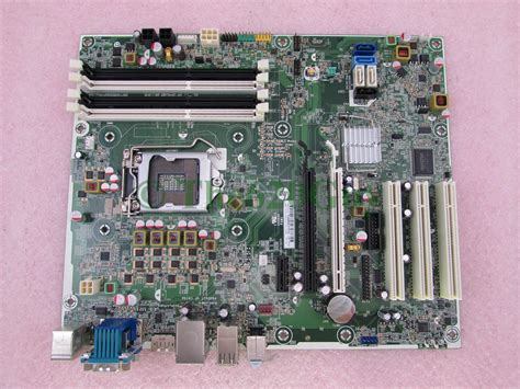 hp compaq  elite cmt convertible minitower motherboard