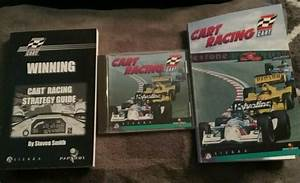 Cart Racing Pc Game  U0026 Manual Sierra 1997  U0026 Winning