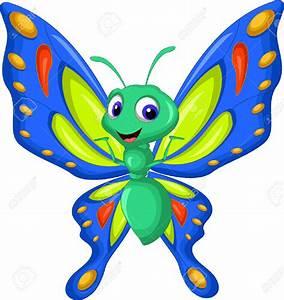 Butterfly Flying Clipart – 101 Clip Art