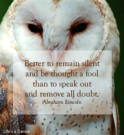 Owl Quotes About Life Quotesgram
