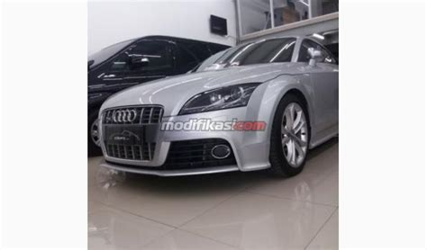 Modifikasi Audi Tts Coupe by 2009 Audi Tts Quattro 300ps 2 0 Tfsi Silver