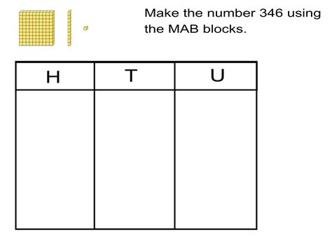place value worksheets mab blocks worksheets for all