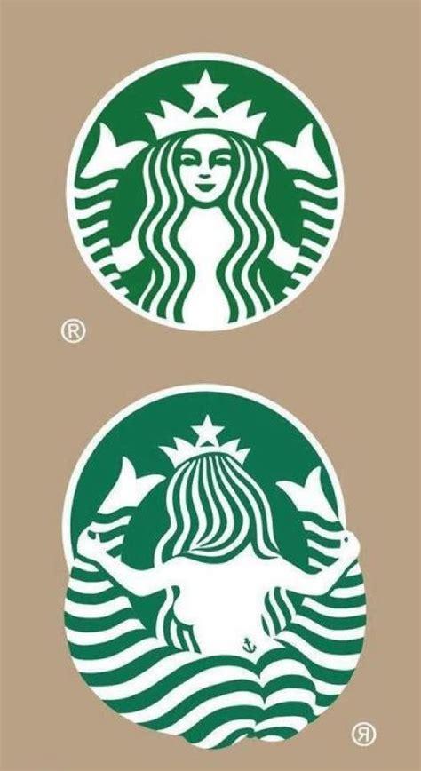 Starbucks Logo Meme - the hidden meaning of the starbucks logo