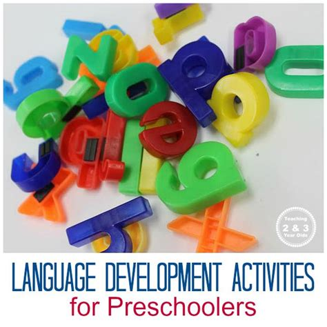 preschool language development activities learning 294 | 5de6c15d042e85da4342e06c496ea177