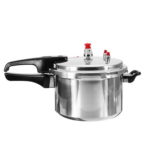 pressure stove cooker pot gas cooking presto kitchen cookware safety alloy 4l aluminium 7l alexnld banggood