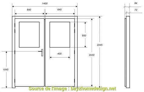 taille d une porte taille standard porte de garage bois eco concept fr