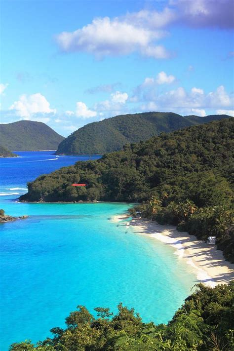 Trunk Bay View Print By Roupen Baker